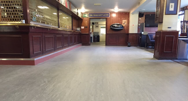 Flooring Contractor Stockport Polyfloor Amtico